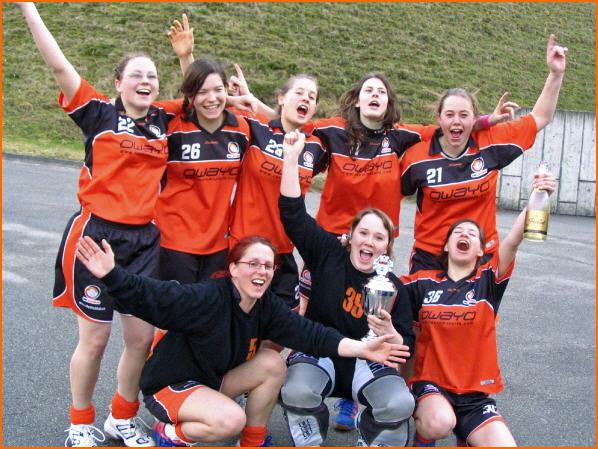Damen KF (Saison 2005/2006)