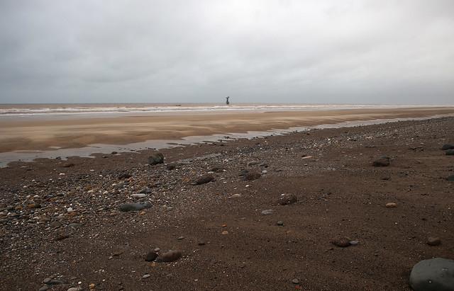The coast south of Aldbrough