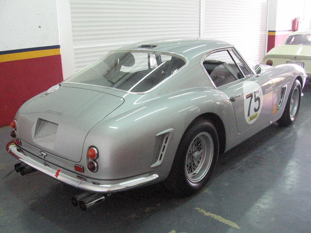 1960 Ferrari 250 Gt Berlinetta Swb Serie I Lusso Chasis 20