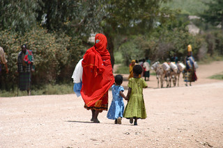Ajebo and daughter | by UNICEF Ethiopia