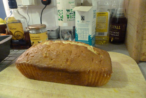 Lemon and Lime Loaf Cake | by LoopZilla