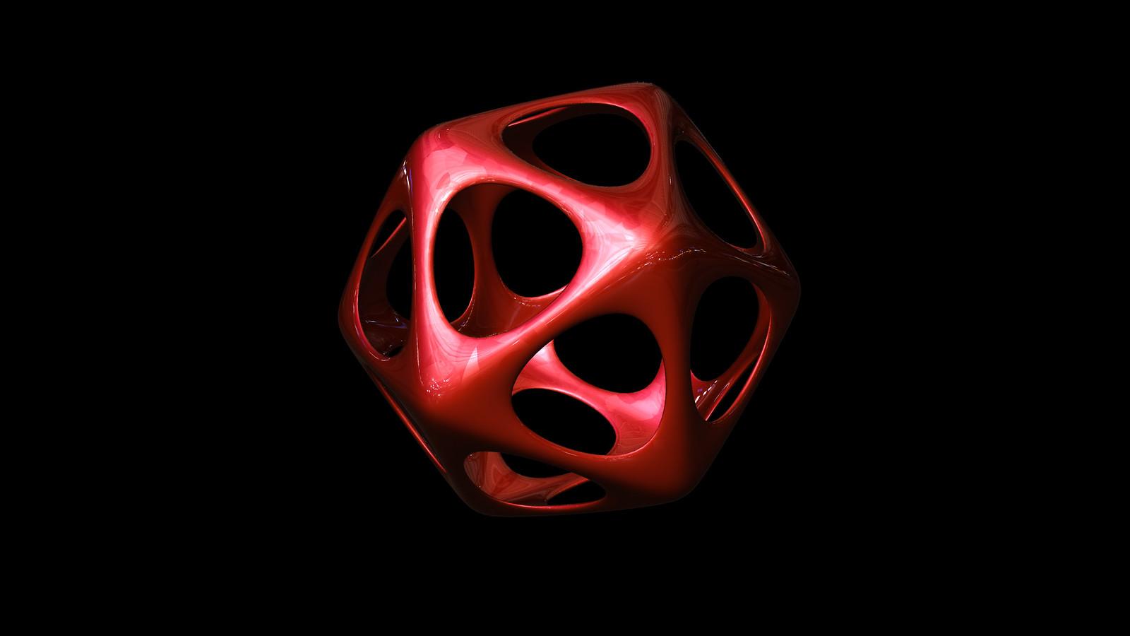 Icosahedron soft