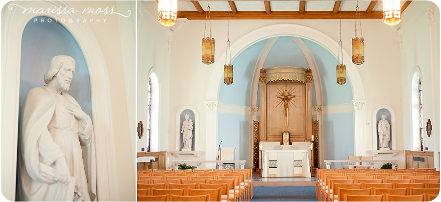 South Tampa Wedding Photographer Academy Of Holy Names Cha