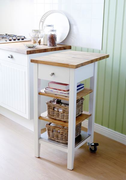 STENSTORP kitchen carts | Perfect for preparing, serving, an ...