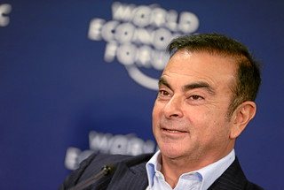 Press Conference: Carlos Ghosn | by World Economic Forum