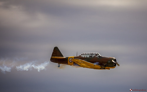 North American AT-6D Harvard III | by Enfotograf.no