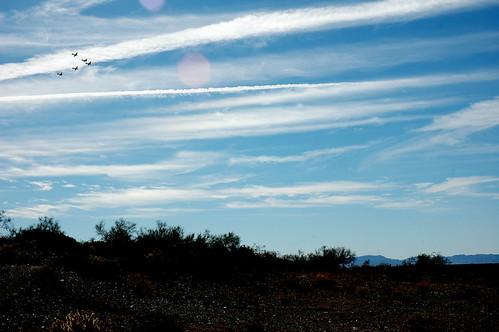 arizona sky usa phoenix clouds landscape unitedstates five az nikond70s planes 2012 riseofthephoenix