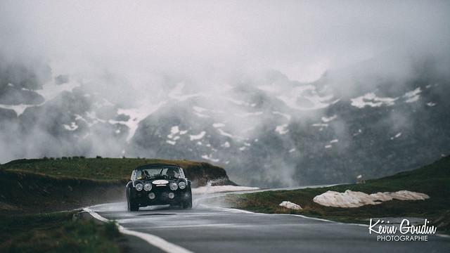Cobra in the Alps