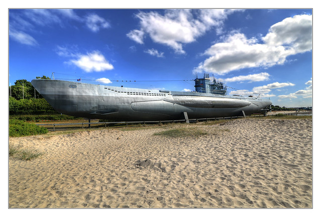 Laboe - TECHNISCHE MUSEUM U-995 02