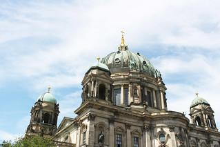 cathédrale Berlin zoom   by blondgarden