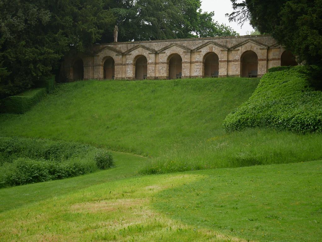 Rousham Park - Praeneste seen from Venus Vale | Dubris | Flickr