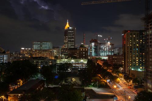 atlanta lightning usa georgia 2018 unitedstates us