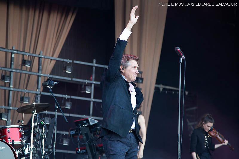 Bryan Ferry - NOS Alive 2018