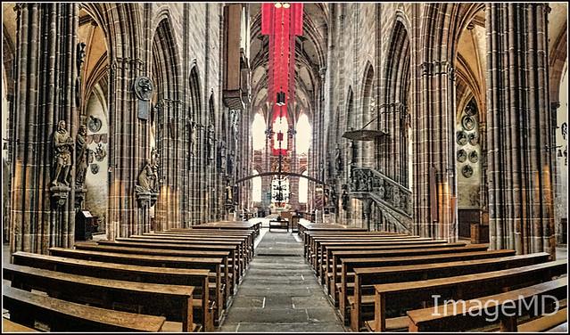 Frauenkirche Gothic