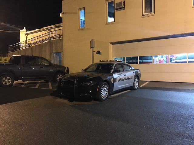 Essex, MA Police Dodge Charger