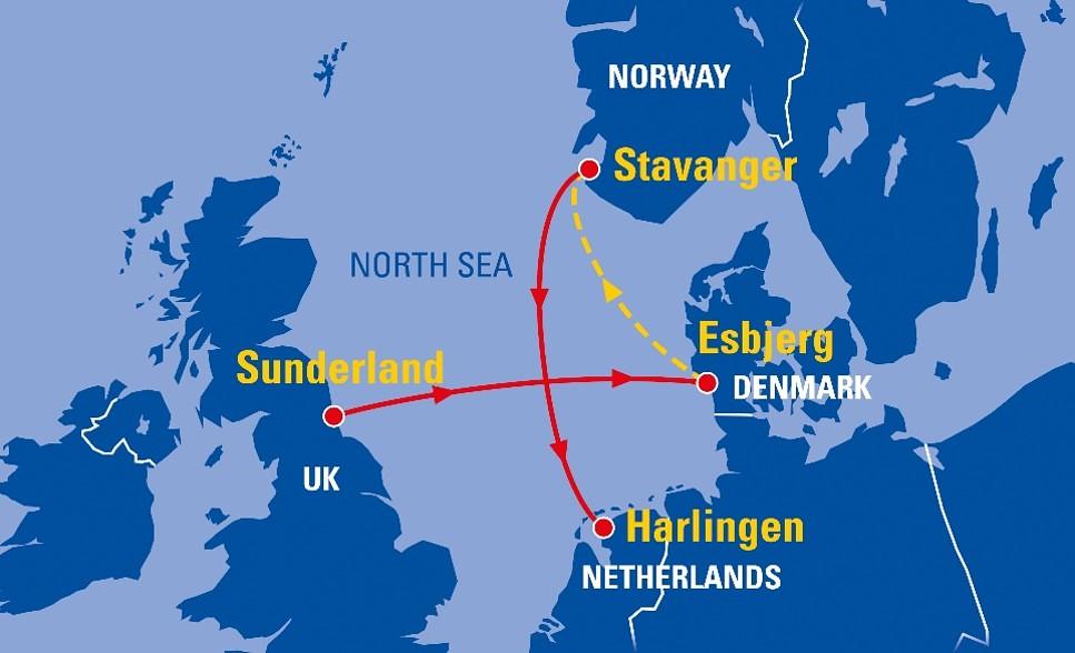 Kart The Tall Ships Races 2018 Stavanger Kommune Flickr