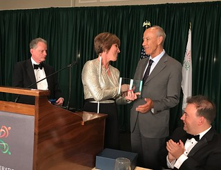 "WIPO Director General Receives ""Global Literacy Award""  from NFB 