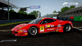 Gainer Zona Super GT 458 | by Alex-Banks [ABGRAPHICS]