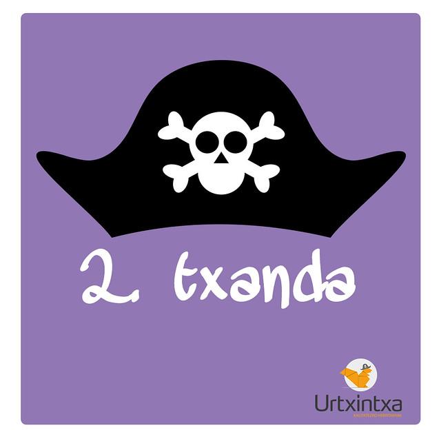 Udaleku Piratak 2019 - 2.txanda