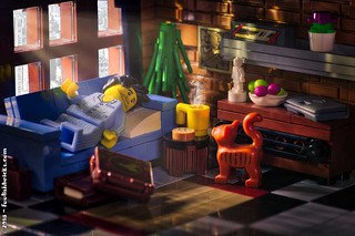 Lazy Sunday morning - foolishbricks.com | by Foolish Bricks