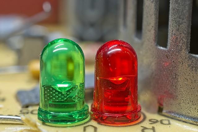Red light, Green light - HMM!