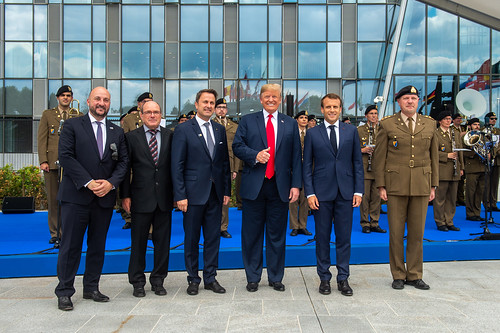 Official portrait and opening ceremony | by NATO
