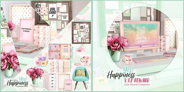 Epiphany - Yes!Happiness- Ariskea