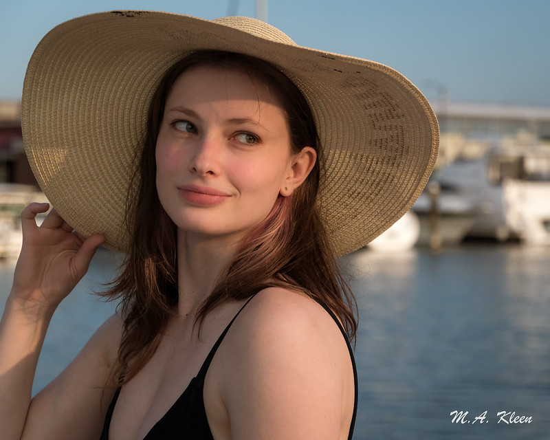 Leah at Ontario Beach and Marina