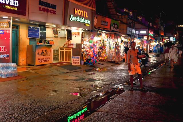 Street photography / after rain