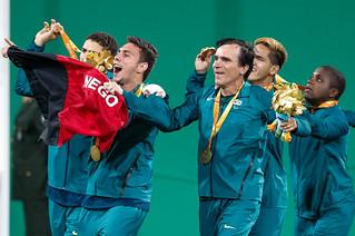 Rio 2016 -Futebol de 5 | by Comitê Paralímpico Brasileiro
