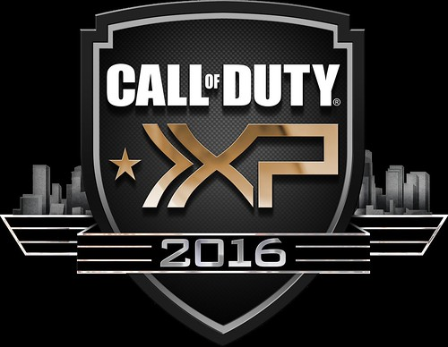 Call of Duty XP Logo | by PlayStation.Blog