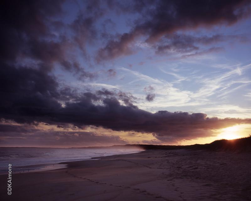 Sunset at Chilmark