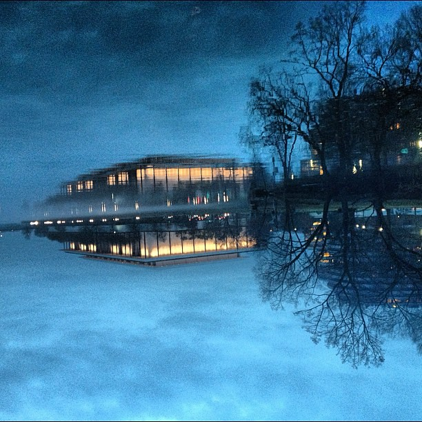 Kennedy Center Reflection