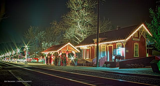 Polar Express of Peninsula, Ohio