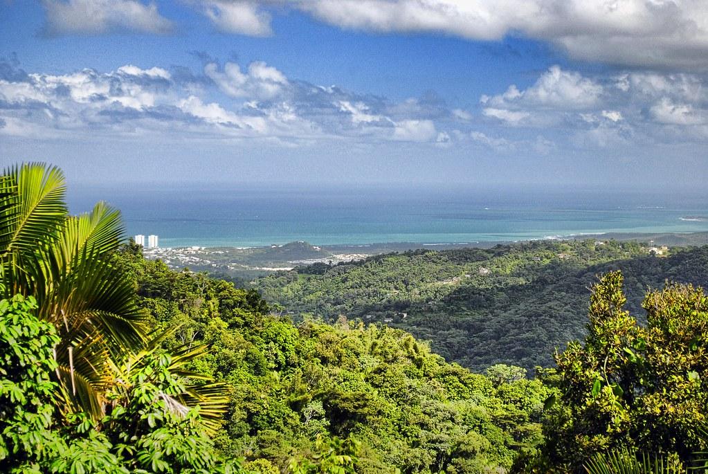 Puerto Rico Vista