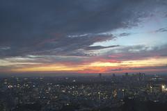 Tokyo de noche (Roppongi Hills)
