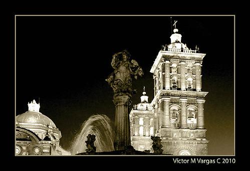 Catedral de Puebla (México)