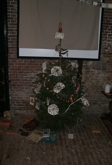 Christmas at the Army Museum in Delft