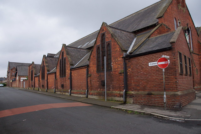 School attached to St. Patricks R.C. Church, Thornaby