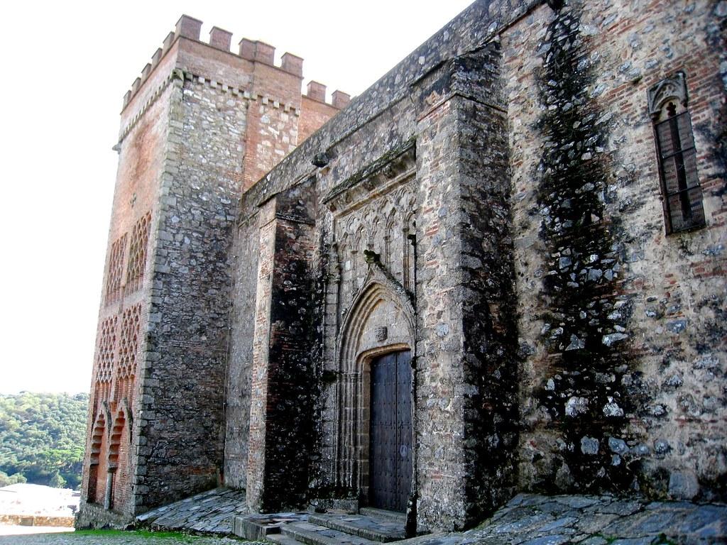Aracena (Huelva). Iglesia prioral de N. Sra del Mayor Dolor