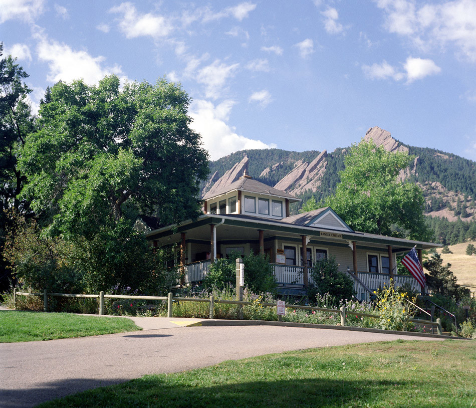 Awe Inspiring Ranger Cottage At Chautauqua City Of Boulder Flickr Complete Home Design Collection Barbaintelli Responsecom