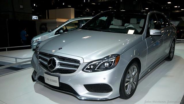2013 Washington Auto Show - Lower Concourse - Mercedes-Benz 5