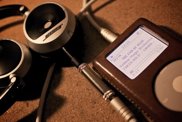 iPod.