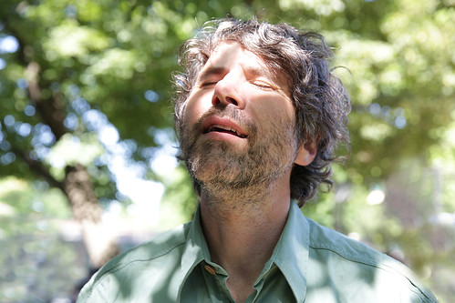 Gruff Rhys thinks about the happiest moment in his life