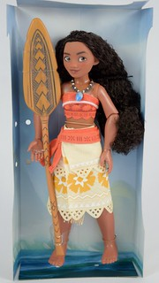 "Moana 11/"" Classic Princess Doll Collection Disney store Exclusive NEW 2016 Movie"