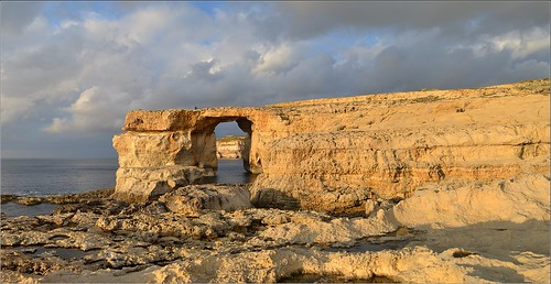 The Azure Window Panorama 2.. Nikon D3100. DSC_0217.