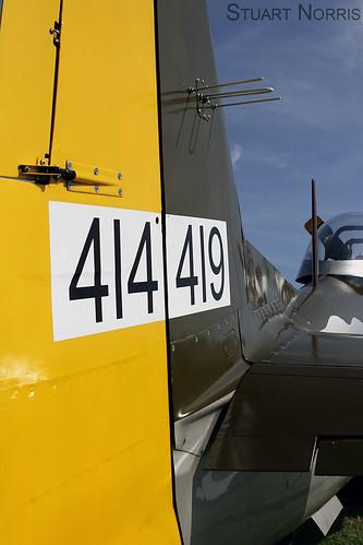 North American P-51D Mustang Janie | by stu norris