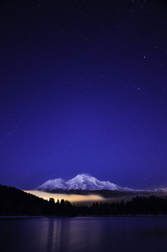 Mind of its Own (Mount Shasta) | by Eric Leslie