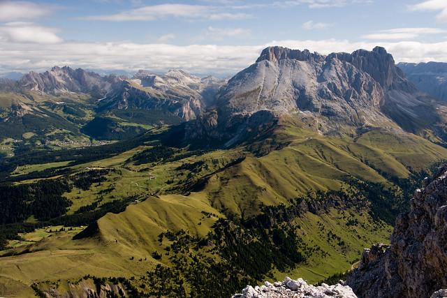 Langkofel - Dolomiten