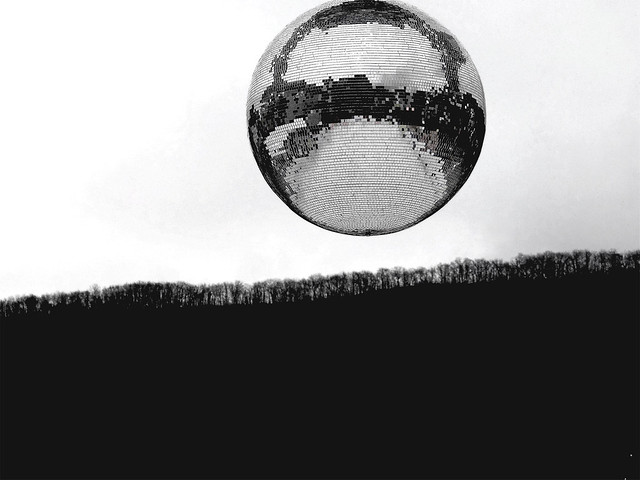 Planet Mirror Ball